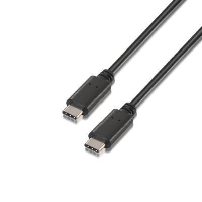 Cable usb 2.0 equip tipo a -  micro usb tipo b 1.8m con ferrita