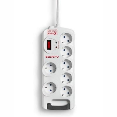 Accesorio nintendo switch -  mando joy - con azul izquierda